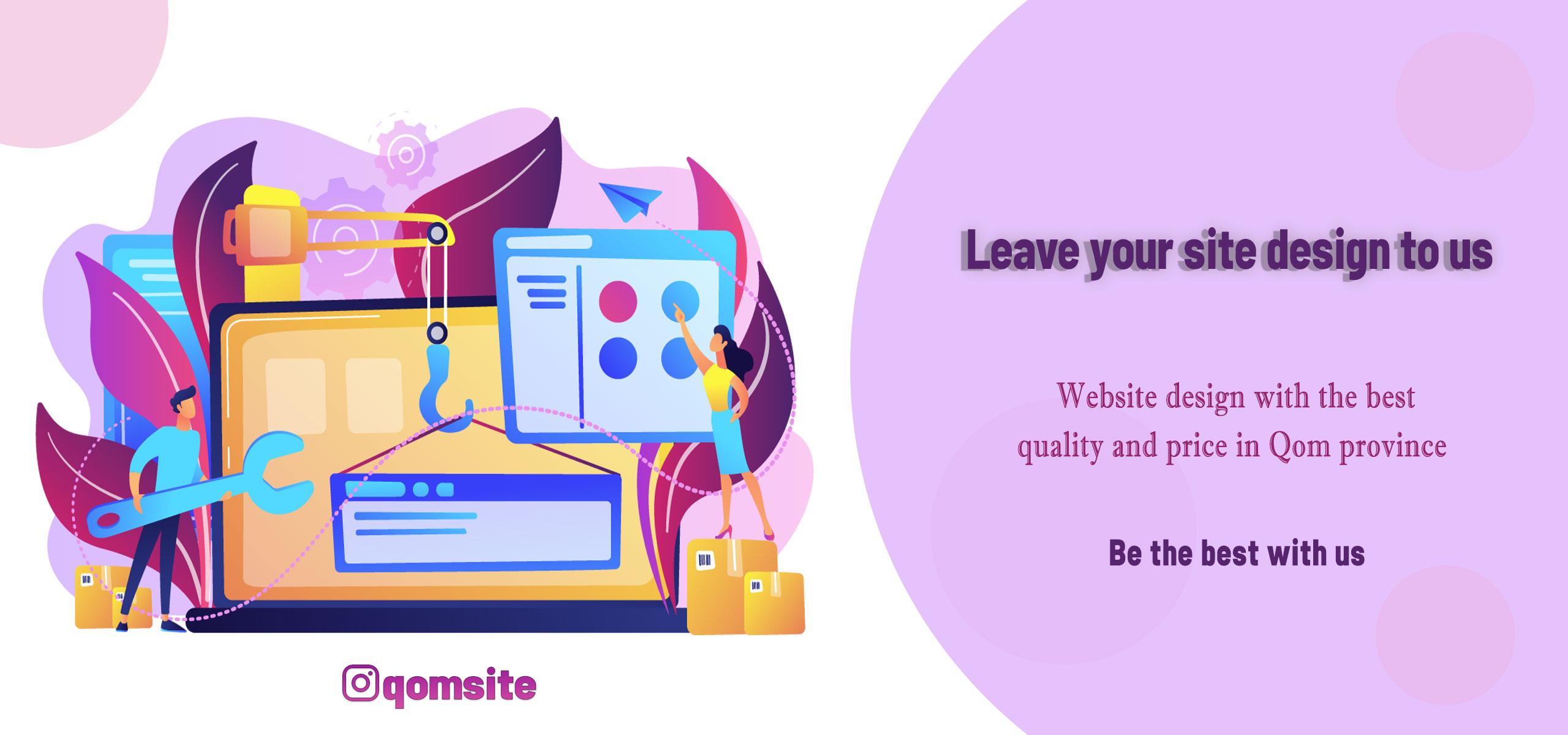 web design in qom